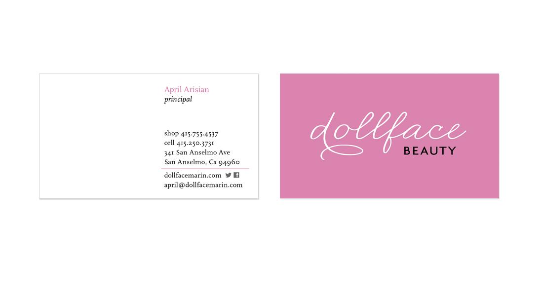 dollfacebusinesscard